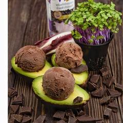 Десерт замороженный на рисовом молоке «Шоколад» без сахара 75 г