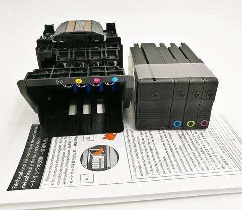 Печатающая головка HP M0H91A/J3M72-60008/J3M72-80004
