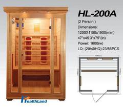 Инфракрасная сауна HL-200A