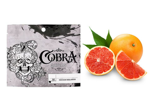 Cobra Origins Grapefruit (Кобра Грейпфрут)