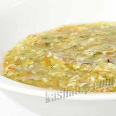 Суп перловый с мясом 'Леовит', 500 г восстановленный