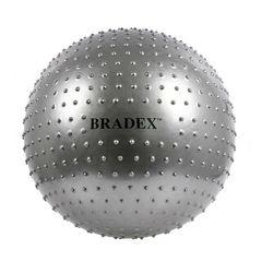 Гимнастический мяч массажный ФИТБОЛ-65 ПЛЮС