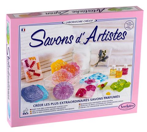SentoSphere. Набор для создания мыла