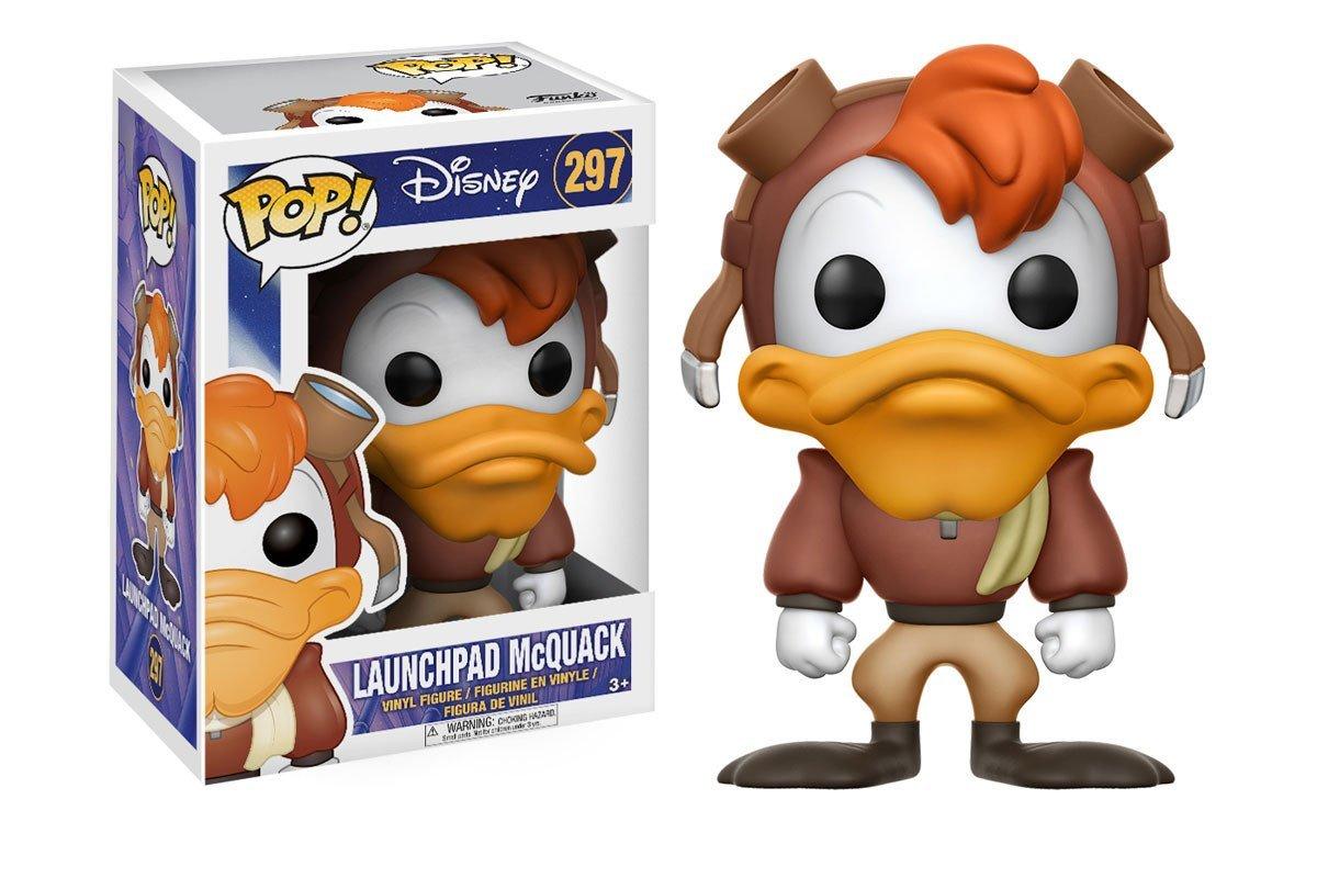 Фигурка Funko POP! Vinyl: Disney: Darkwing Duck: Launchpad McQuack 13261