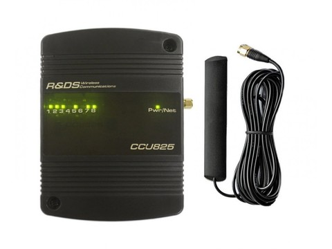 GSM контроллер CCU825-HOME+/W/AE-PC