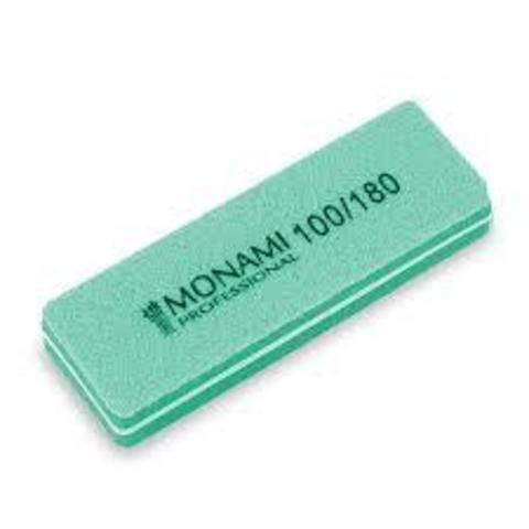 Monami Баф прямоугольный мини 100/180 зеленый