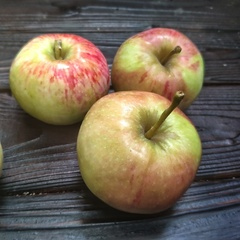 Яблоки сладкие Мельба и Кариш (1 кг)
