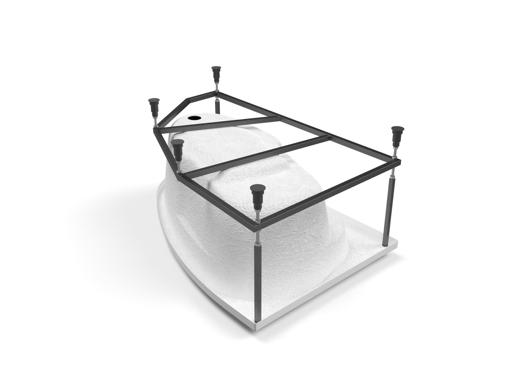 Каркас для акриловых ванн JOANNA 140