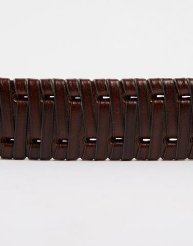 ASOS Woven Leather Belt