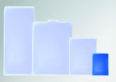Гелевый пакет (охлаждающий/согревающий) GELEX