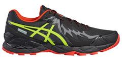 Мужские кроссовки для бега водонепроницаемые Asics Gel-FujiEndurance T640N 9007