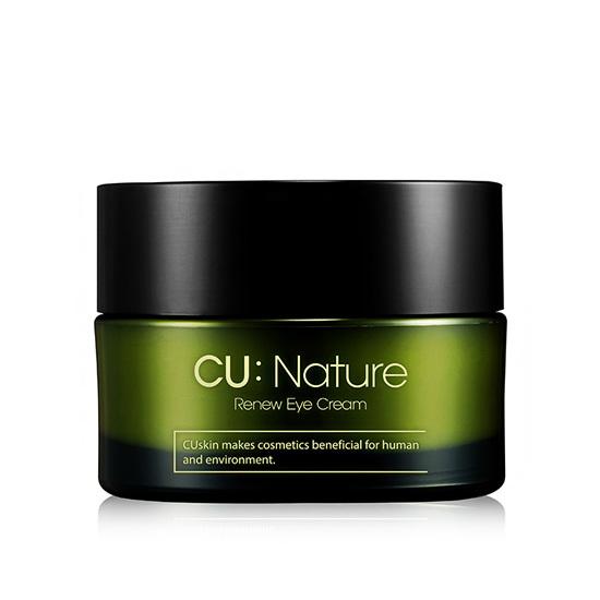 Купить Обновляющий крем для кожи вокруг глаз CU:NATURE Renew Eye Cream