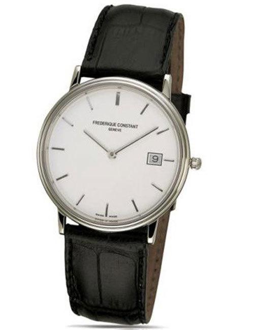 Часы мужские Frederique Constant FC-220NW4S6 Slimline