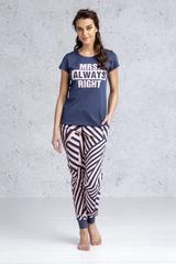 Женские брюки пижамные E19K-12D101