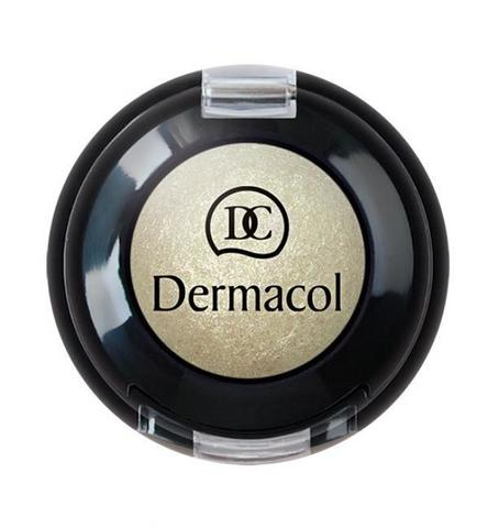 Dermacol Metallic Wet and Dry Тени для век №201