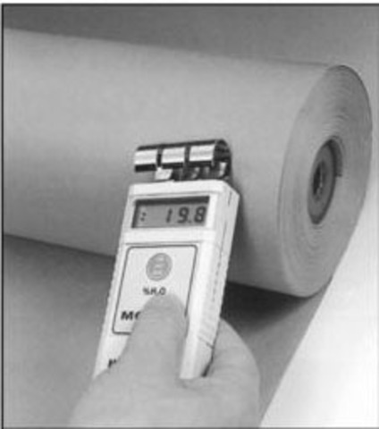 Влагомер для бумаги  Exotek MC-60CPA.