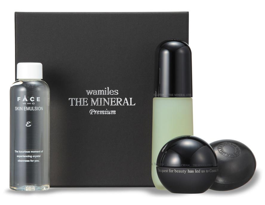 Набор косметический Wamiles The Mineral Premium (в жесткой упаковке)
