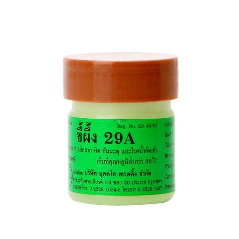 Тайская мазь А-29, от грибка, псориаза, экземы.