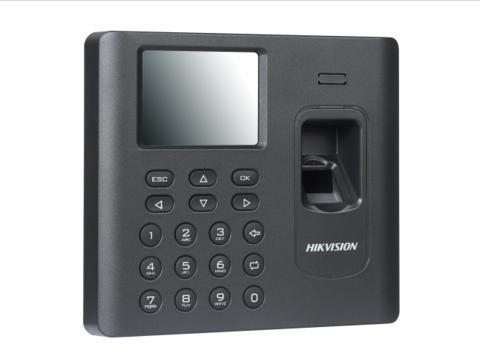 Терминал доступа Hikvision DS-K1A802F-B
