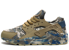 Кроссовки Мужские Nike Air Huarache Military