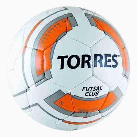 Мяч для мини-футбола, футзальный TORRES Futsal Club