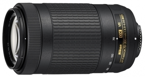 Nikon 70-300mm f/4.5-6.3G ED AF-P VR DX Nikkor (China)