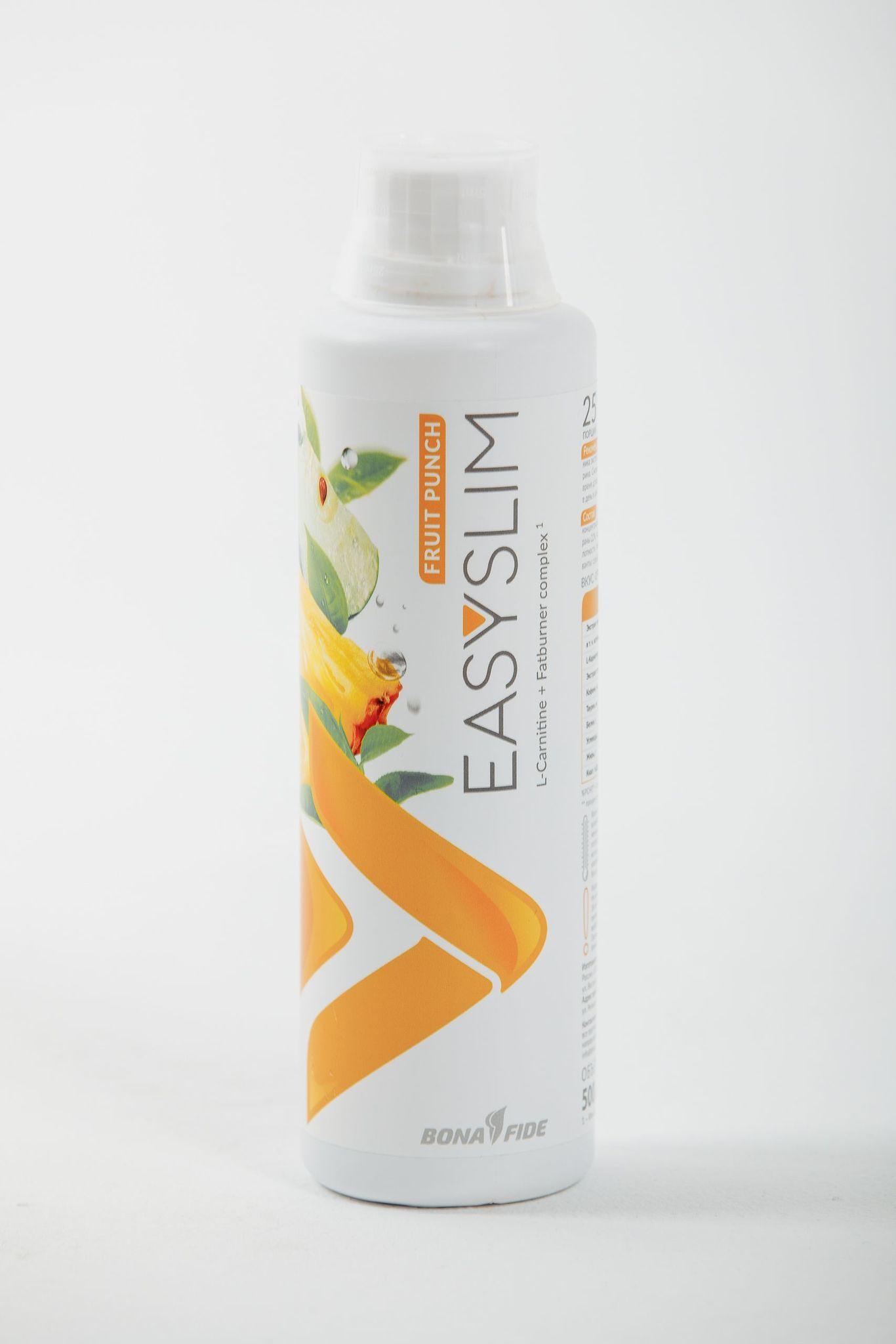 Жиросжигающий написток BF Nut - Easy Slim Fruit Punch 500ml