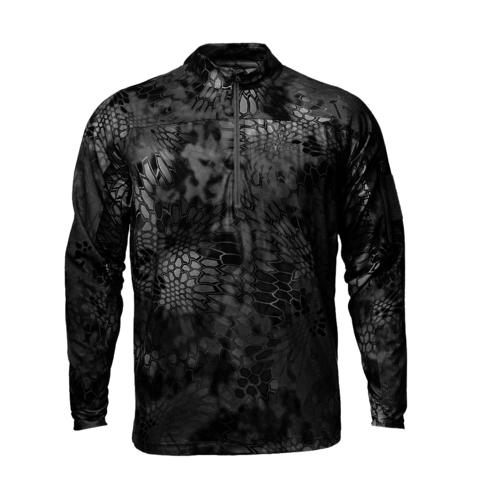 Куртка KRYPTEK Valhalla 2 LS ZIP с молнией и длинными рукавами Typhon™