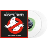 Soundtrack / Elmer Bernstein: Ghostbusters (35th Anniversary)(Coloured Vinyl)(2LP)