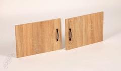 Комплект дверей для накопителя с фурнитурой для Т-L образных стоек/900 мм