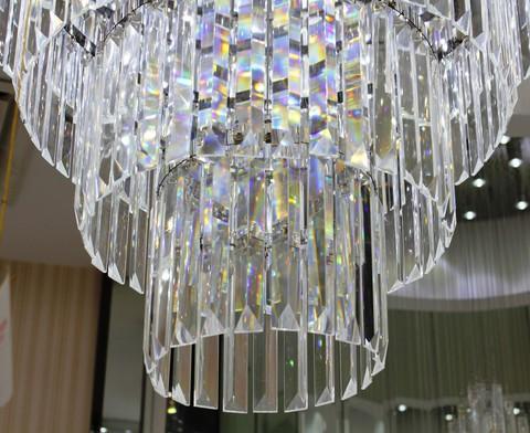 cristal chandelier 34-07  ( Cristal palace )