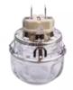 Патрон в сборе с лампочкой и плафоном для духового шкафа плиты Electrolux - 3890793247