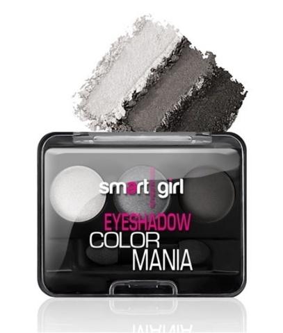 BelorDesign Smart Girl Тени для век 3-х цветные Color Mania тон 31