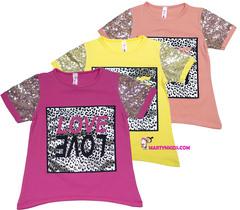 1517 футболка леопард