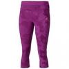 Asics 3/4 Tight Тайтсы женские purple