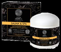 Натуральное густое даурское масло для тела Natura Siberica Sauna&SPA