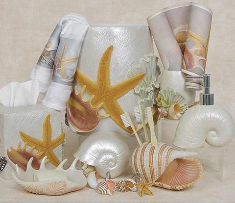Дозатор для жидкого мыла Blonder Home Sea Breeze