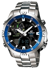 Мужские японские наручные часы Casio EMA-100D-1A2VDF