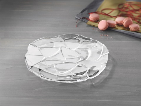 Petals  Charger Plate