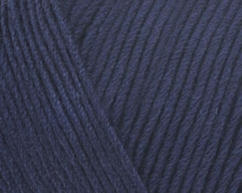 Пряжа Cotton BABY SOFT Alize 58 Темно-синий - купить в интернет-магазине недорого klubokshop.ru