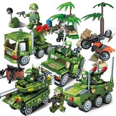 Минифигурки Военных Техника серия 188