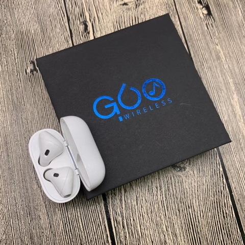Наушники Bluetooth BT G60 TWS с wireless кейсом white