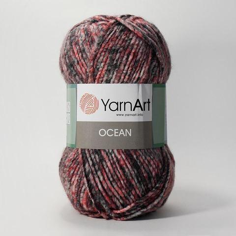 Ocean (Yarn Art)