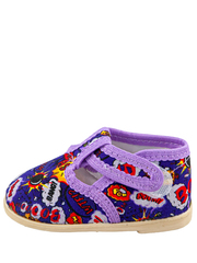 Тапочки домашки 5201У252 - фиолет