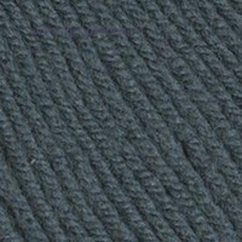 Пряжа Кроха цвет серо-зеленый 487 Троицкая фабрика.