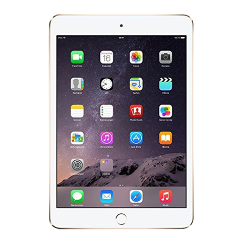 iPad mini 3 Wi-Fi 128Gb Gold - Золотой