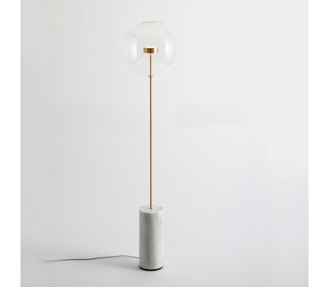 Floor lamp Soffio 01 (s) by Giopatto & Coombes