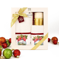 Набор Новый год SNOWBELL VELVET 3пр Tivolyo Home Турция