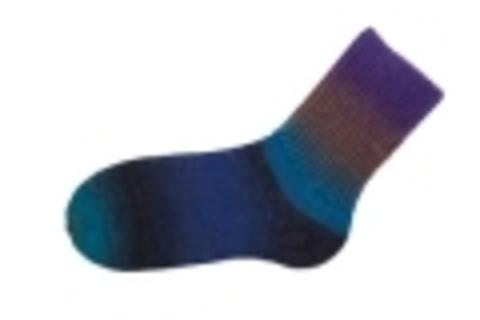 Пряжа носочная Gruendl Hot Socks Spectra IV