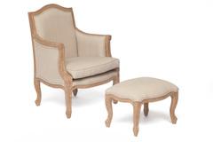 Кресло Secret De Maison Мария (Marie) (mod. ASS789) — цвет дерева: walnut